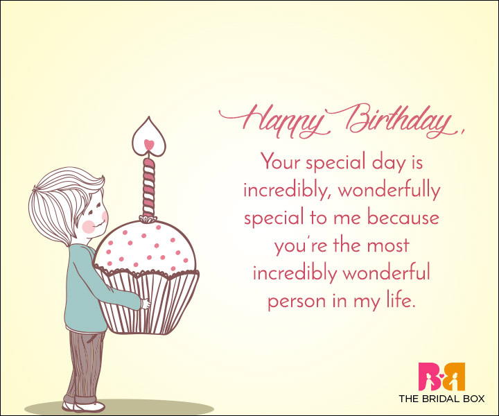 Love Birthday Messages For Girlfriend - 4