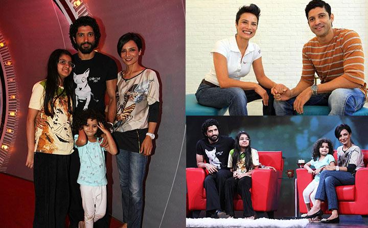 1 Farhan Akhtar Marriage