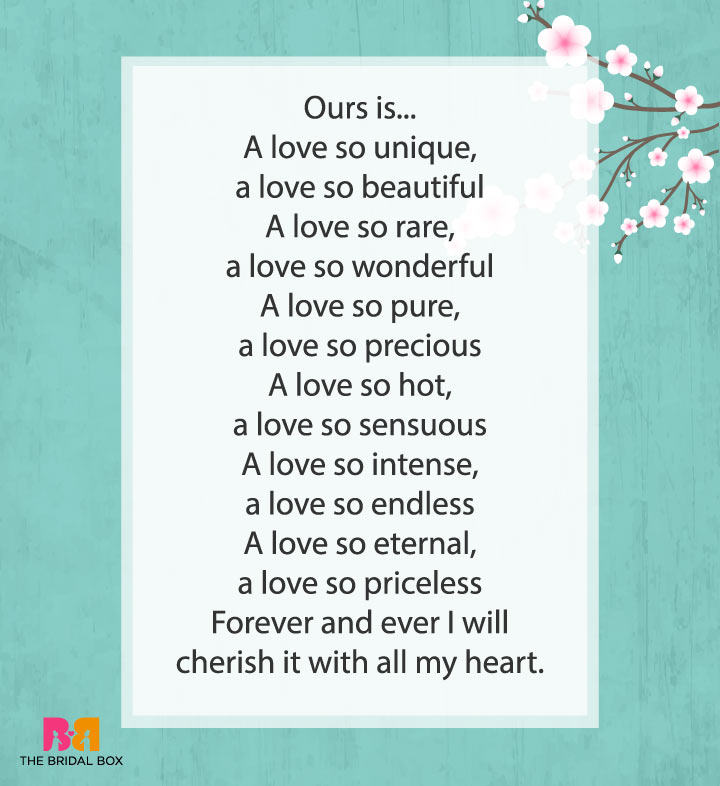 Short Poem - Love Messages For Fiance