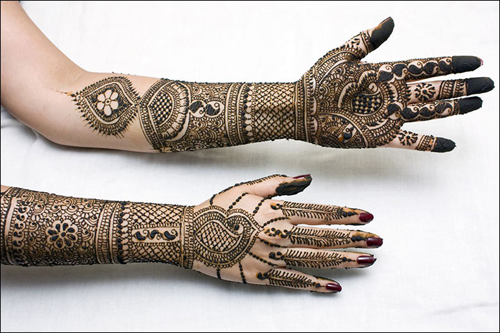 Latest Eid Mehndi Design 2016