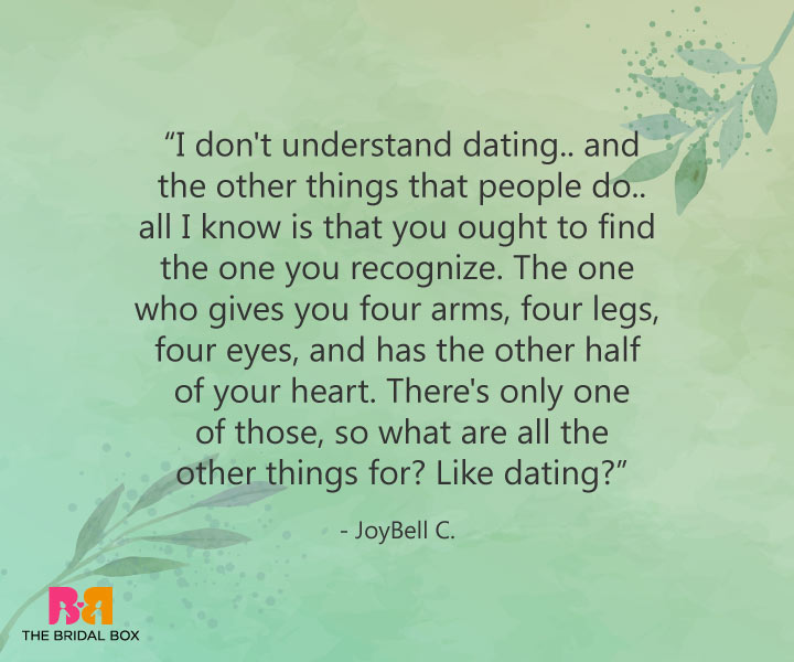 Genial True Love Quotes   Joybell