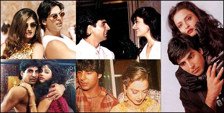 Akshay And Pooja - Akshay Kumar Marriage