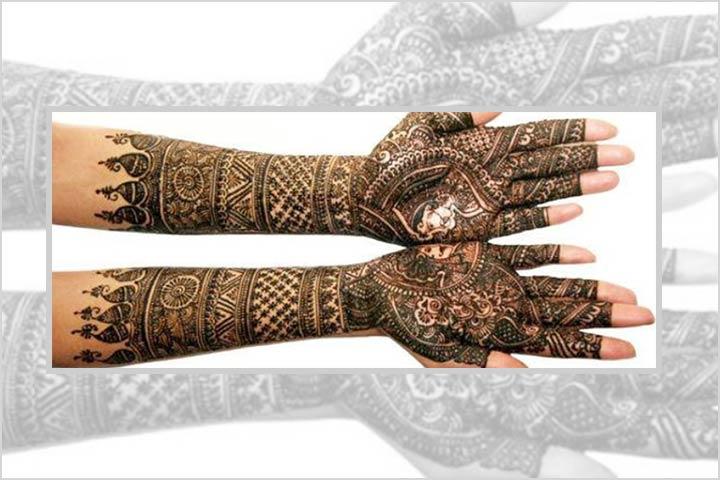 Mehndi Designs For Dulha : Dulhan mehndi designs best images