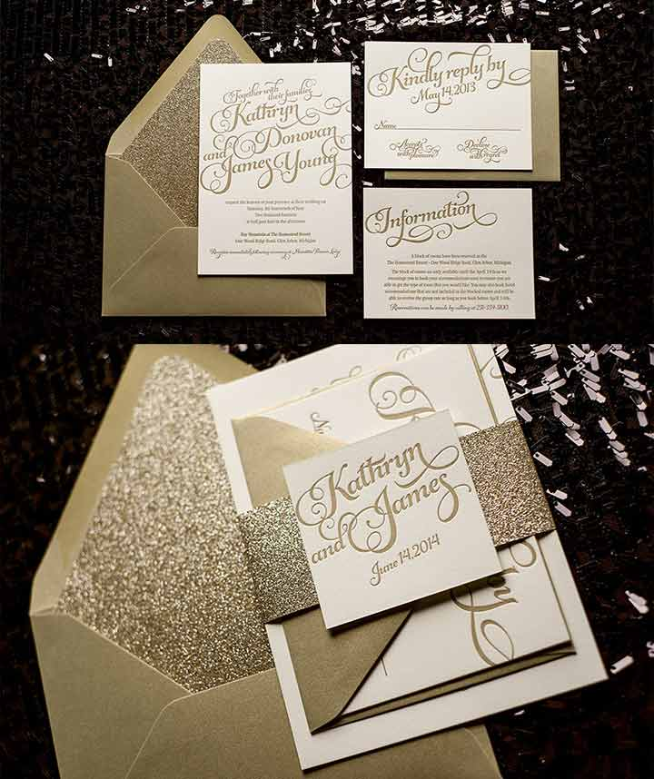 9 expensive wedding cards perfect to announce your royal union,