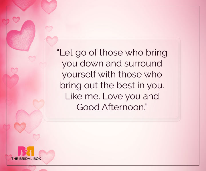 12 Of The Best Good Afternoon Love Sms To Send Your Special Someone