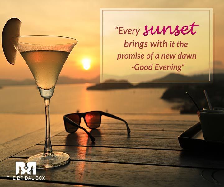 15 Best Good Evening Love SMS Texts Perfect For Sunsets