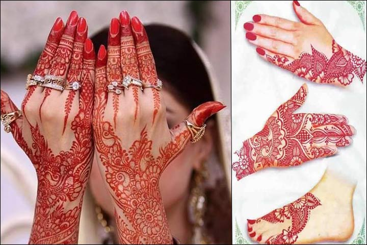Intricate - Bengali Mehndi Designs