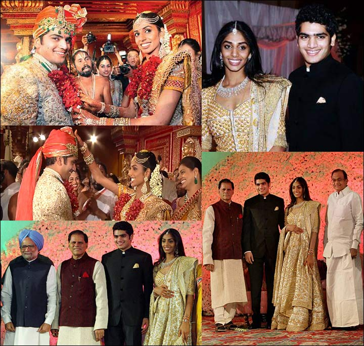 Mallika Reddy Wedding - Most Expensive Wedding In India