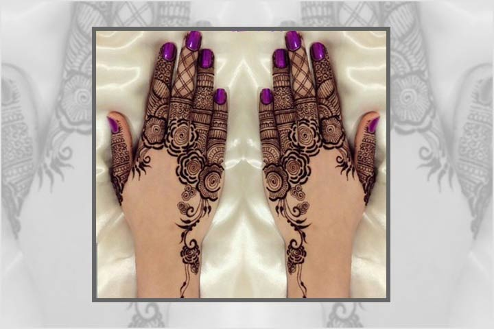 Mehndi Designs Khafif : Khafif mehndi design inspired tattoos for you