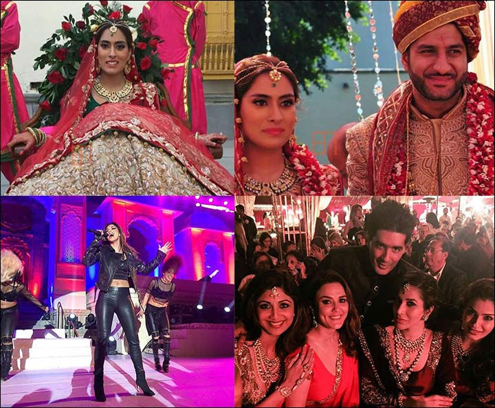 Sanjay Hinduja Wedding - Most Expensive Wedding In India