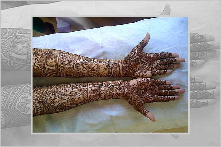 Dulhan Mehndi Designs & Patterns