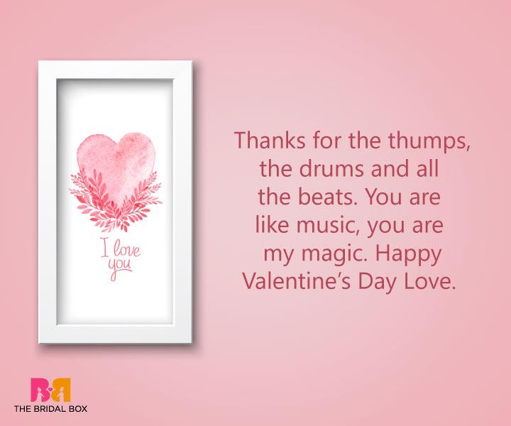 Music - Valentine Day Love Messages