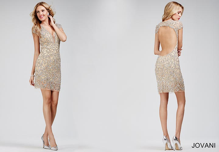 Wedding Guest Dresses - Style Code 98041 By Jovani