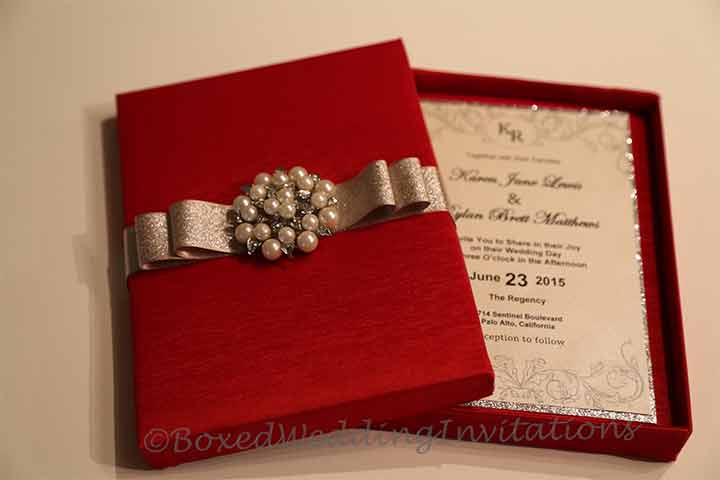 Expensive Wedding Invitation: 9 Expensive Wedding Cards Perfect To Announce Your Royal Union