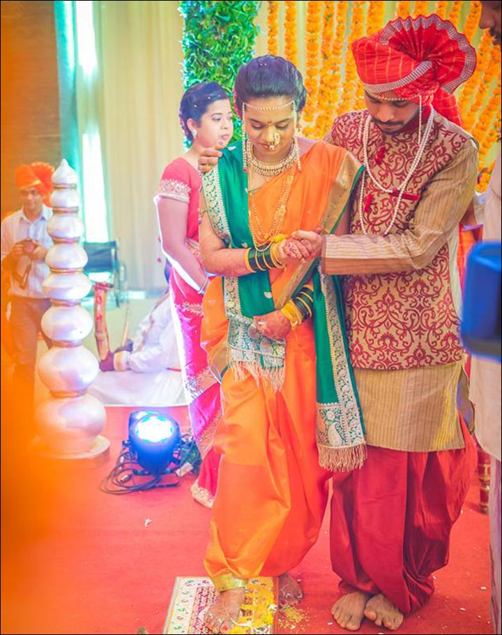Maharastrian groom for marriage