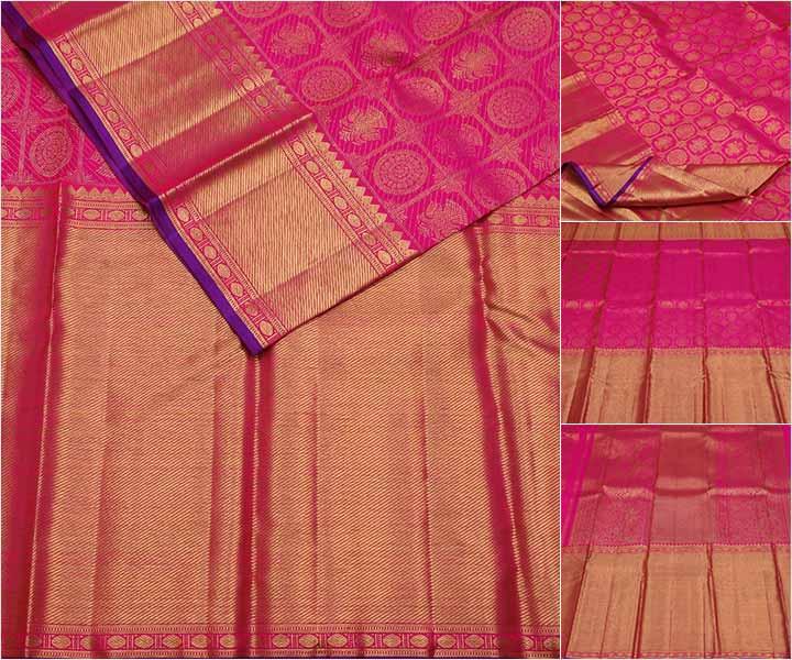 Sarangi - Chennai Silks Wedding Sarees