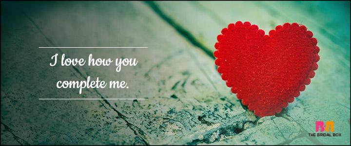 Reasons Why I Love You - 33