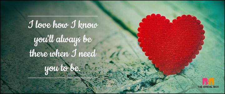 Reasons Why I Love You - 38