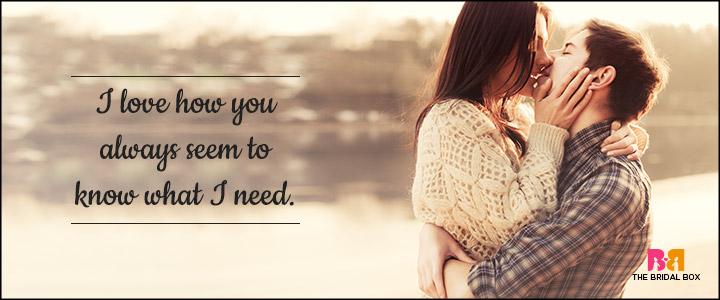 Reasons Why I Love You - 48