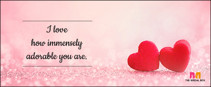 Reasons Why I Love You - 9