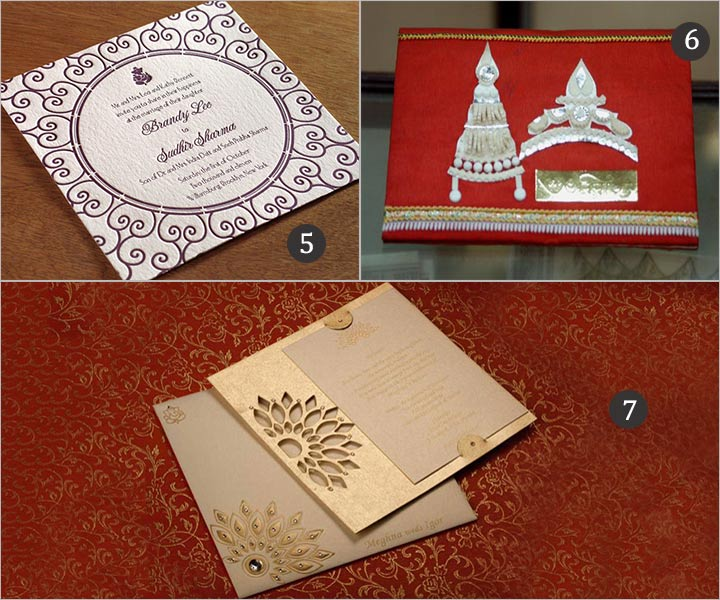 Delightful Design - Bengali Wedding Cards