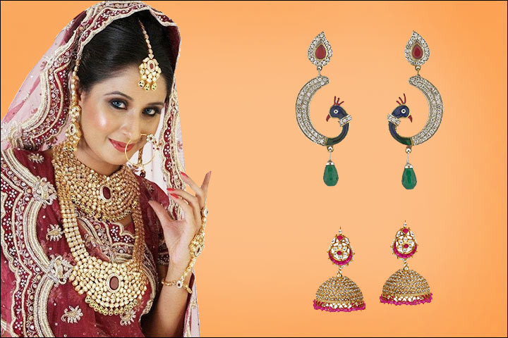 Beautiful Bridal Jewellery On Rent In Delhi