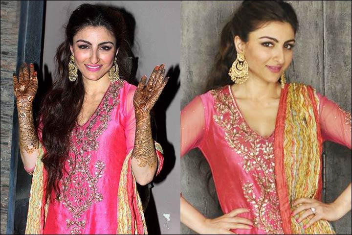 Dulha Dulhan - Bollywood Mehndi Designs