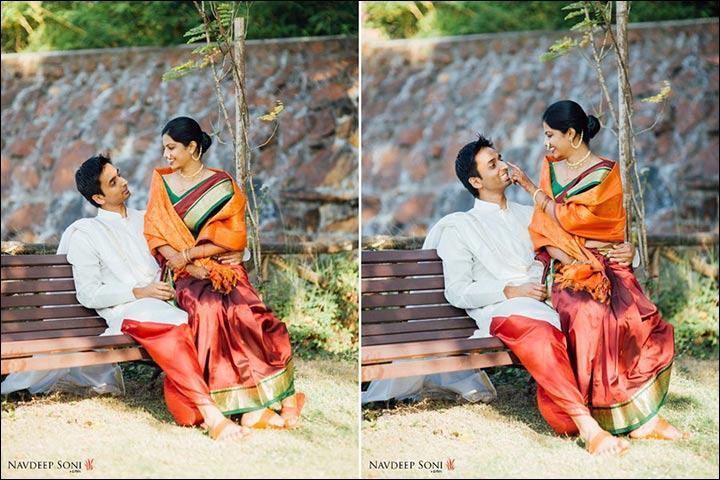 Reception Dress For Marathi Bride Wedding Dresses In Jax