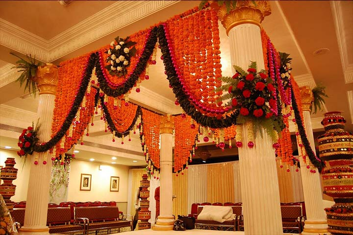 Flower Power - Wedding Flower Decorators In Bangalore