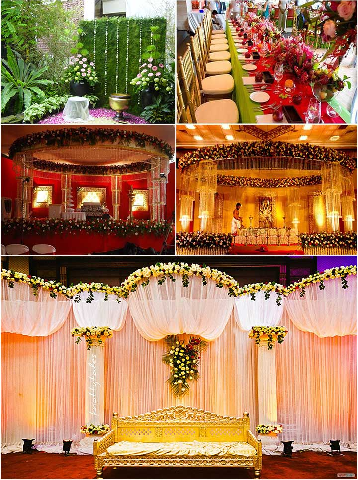 Beautiful - Wedding Flower Decorators In Bangalore