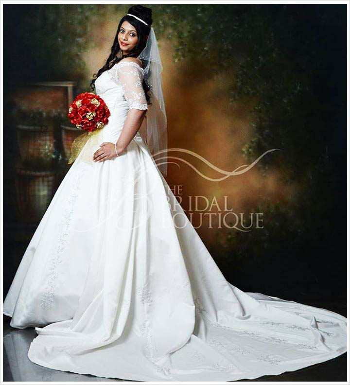 The Bridal Boutique Wedding Gowns In Bangalore