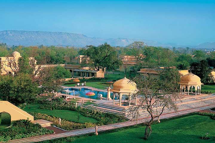 Oberoi Rajvilas - Destination Wedding Near Delhi