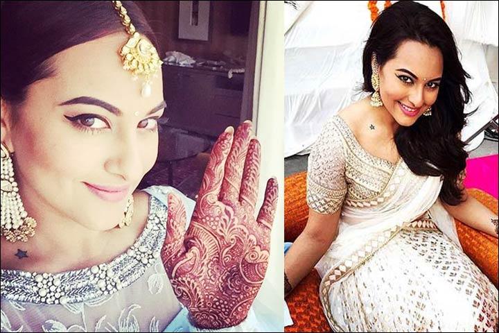 Traditional - Bollywood Mehndi Designs