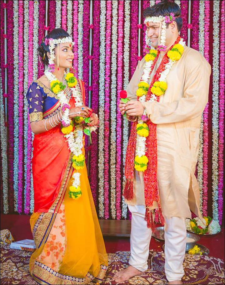 marathi wedding dress of mahrastrian groom wear