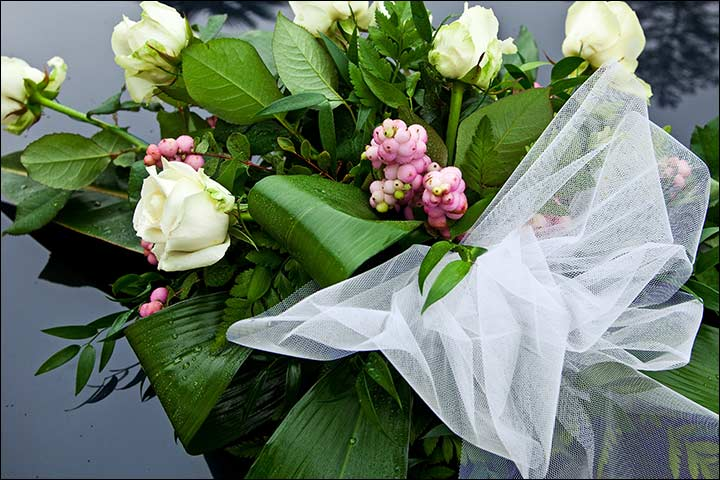 Tulle And Roses - Tulle Wedding Decorations