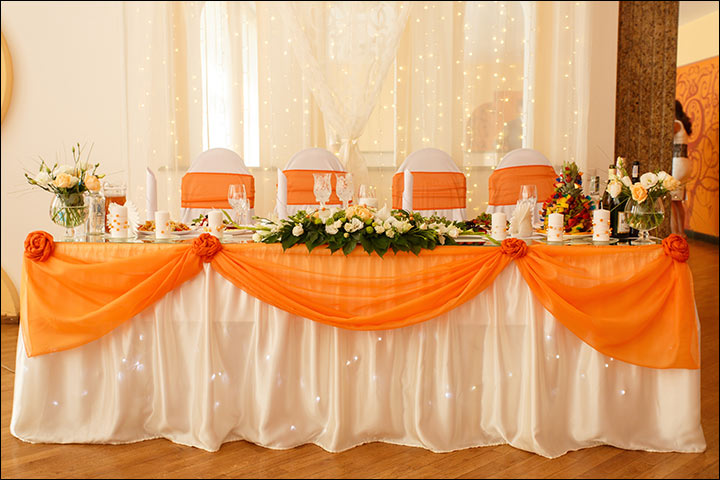 Ideas for gorgeous tulle wedding decorations