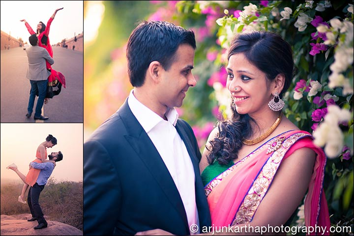Locations - Indian Pre Wedding Photoshoot
