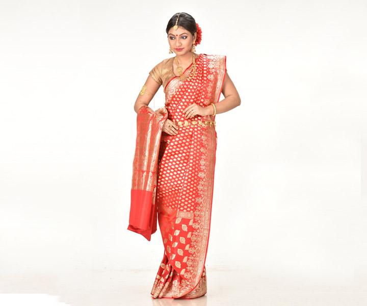 Wedding Sarees In Kolkata The 5 Finest Designer Stores