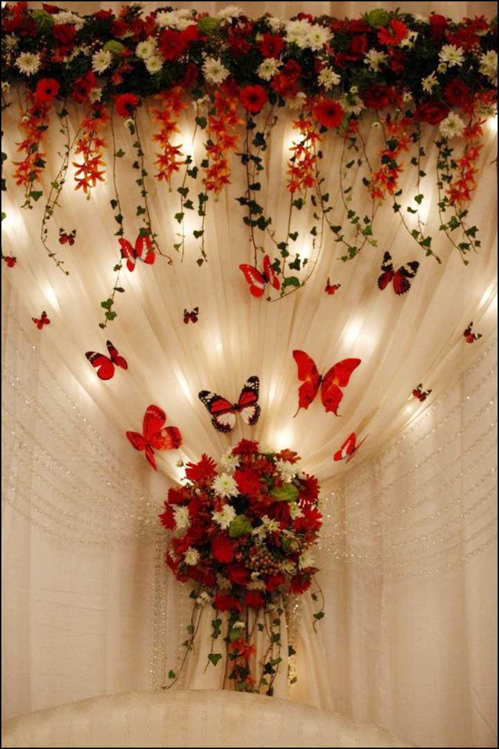 10 unique butterfly themed wedding decorations you must see for Decoration ideas