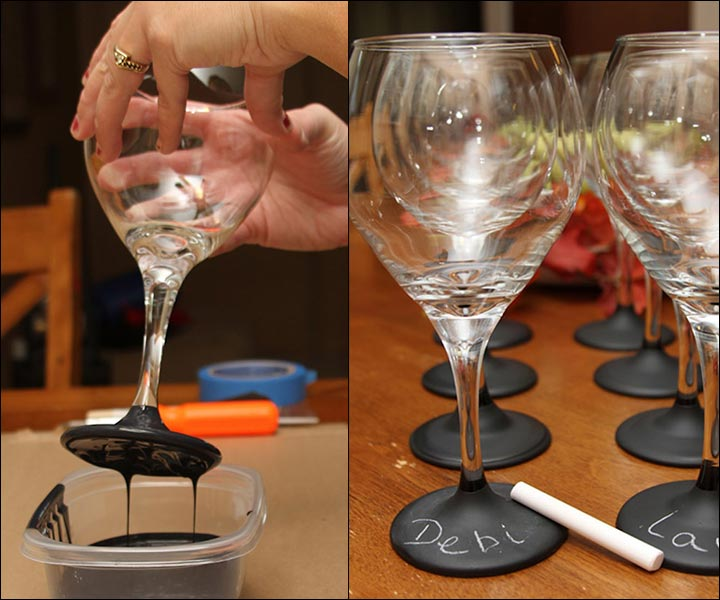 Chalkboard-Wine-Glasses
