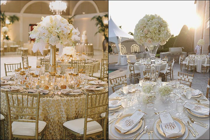 Classic-Wedding-White-And-Gold