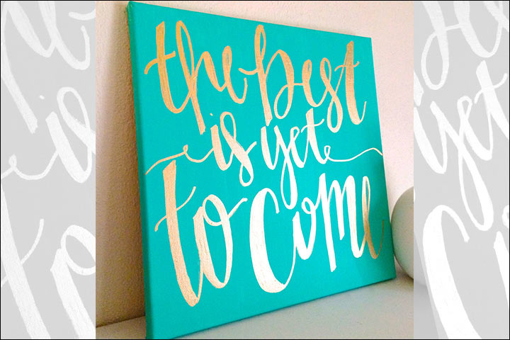 Teal-And-Gold-Signboards