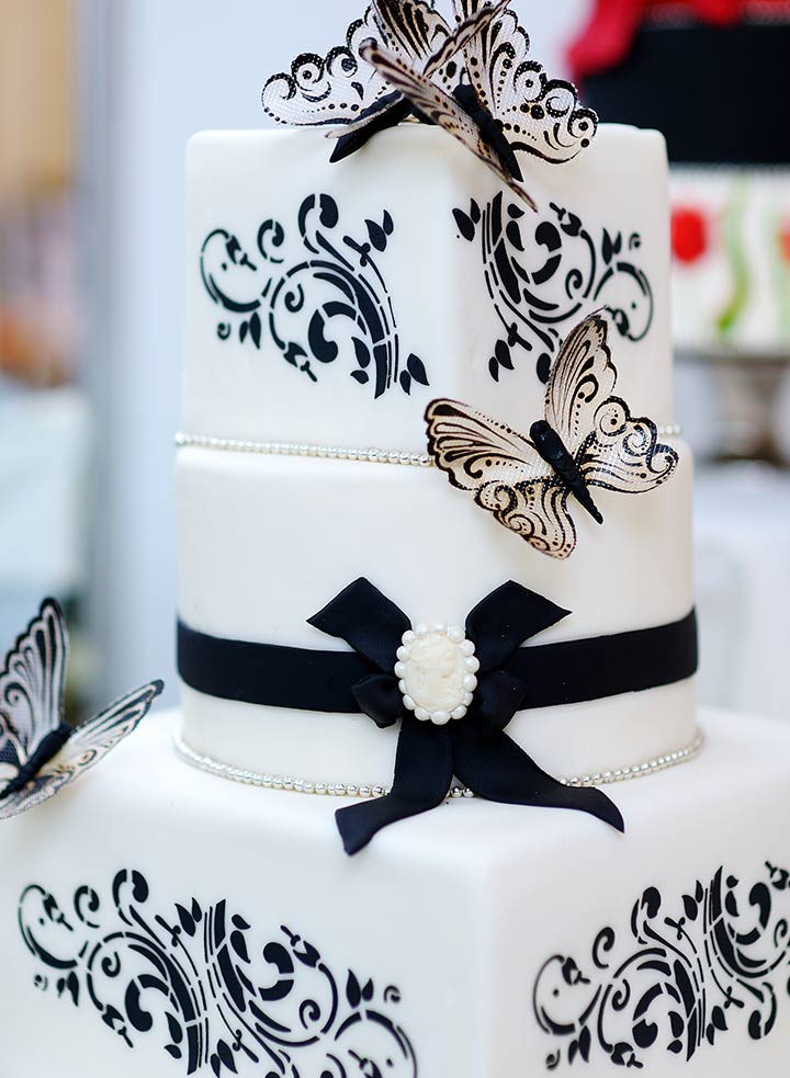 wedding cake butterfly 9 butterfly wedding cakes that will give you 22143