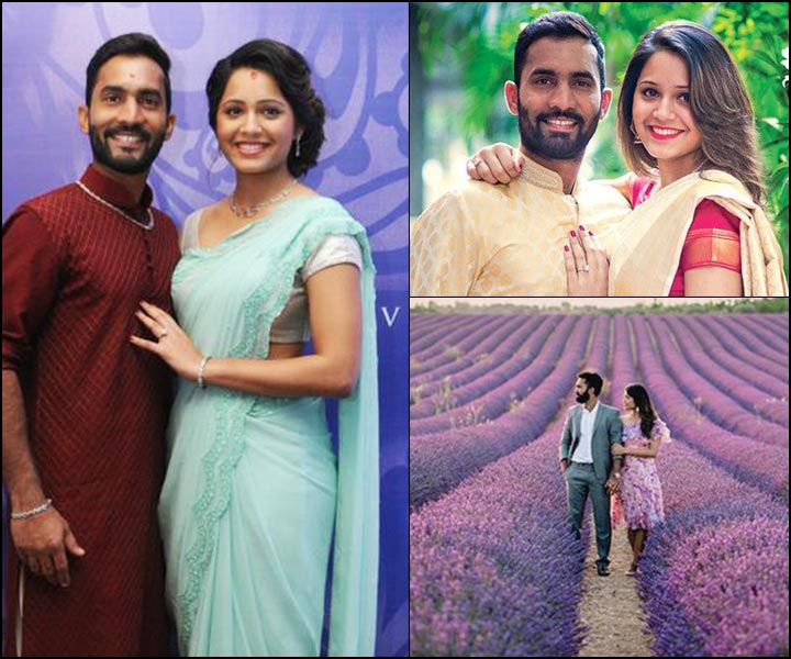 Dinesh Karthik Wedding With Dipika Pallikal: A Sporty Affair