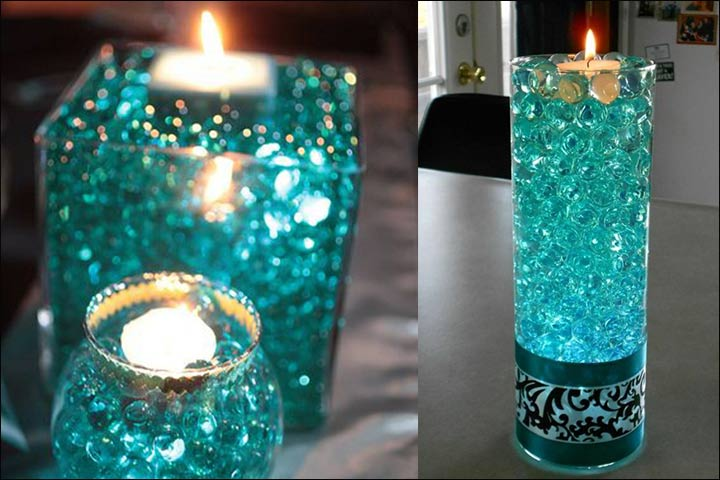 teal-candles