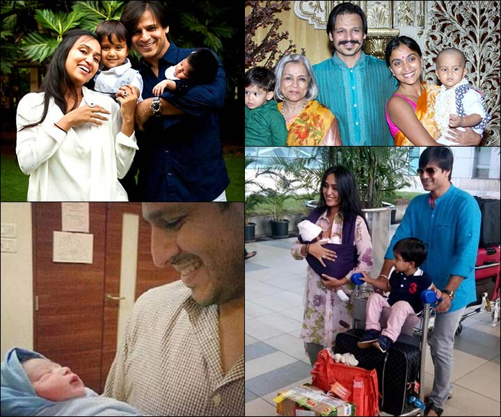 vivek-oberoi-children