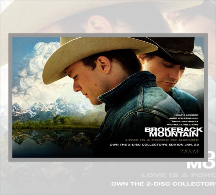 Best Love Story Movies - Brokeback Mountain