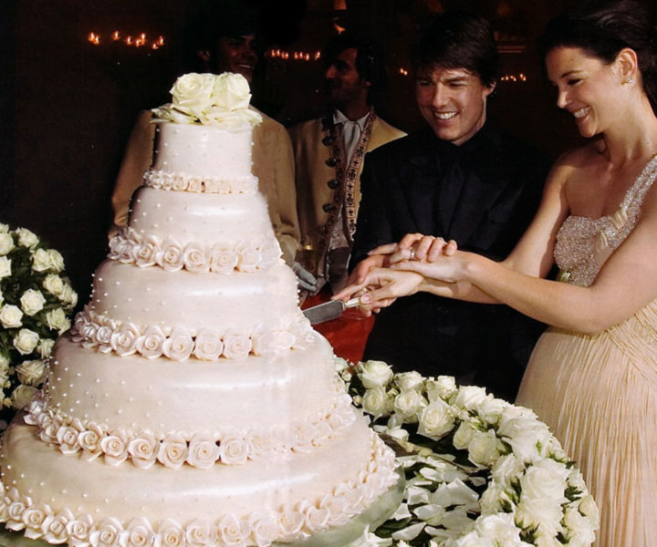 Celebrity Wedding Cakes As Cool As The Stars