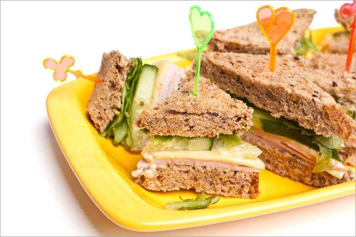 Variety-Sandwiches