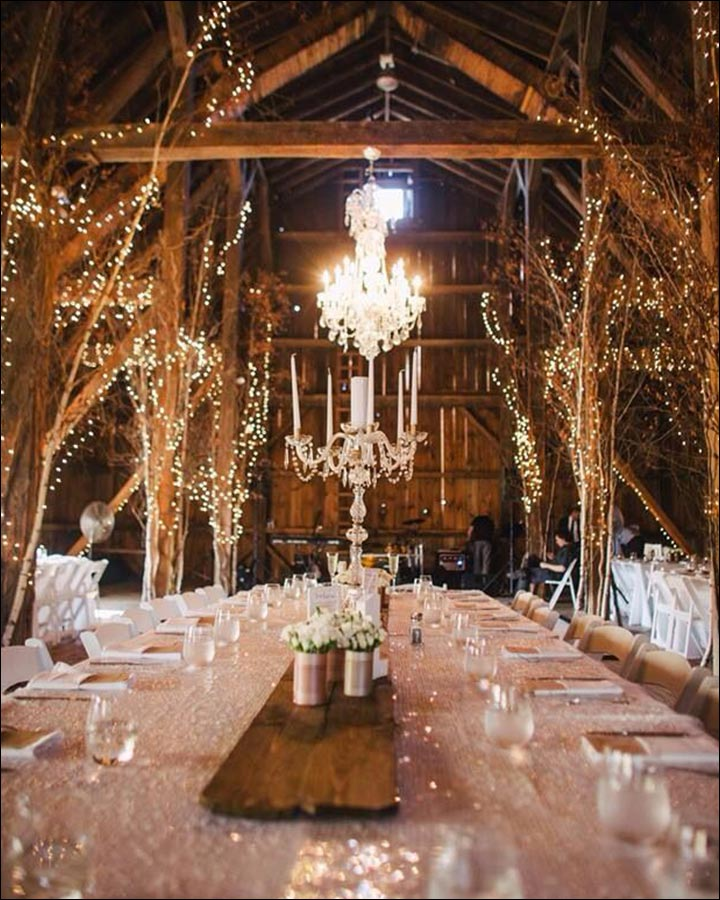 Christian Wedding Stage Decorations Rustic Cream
